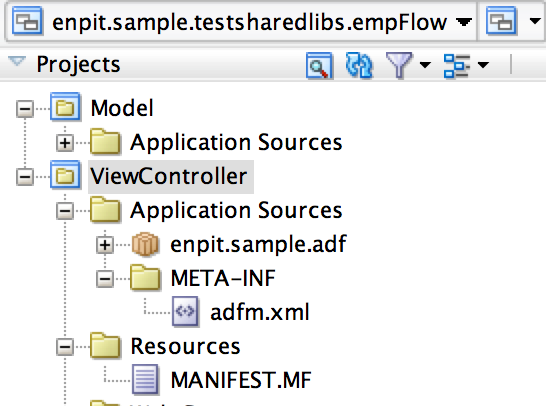 how to include branches in manifest.mf file