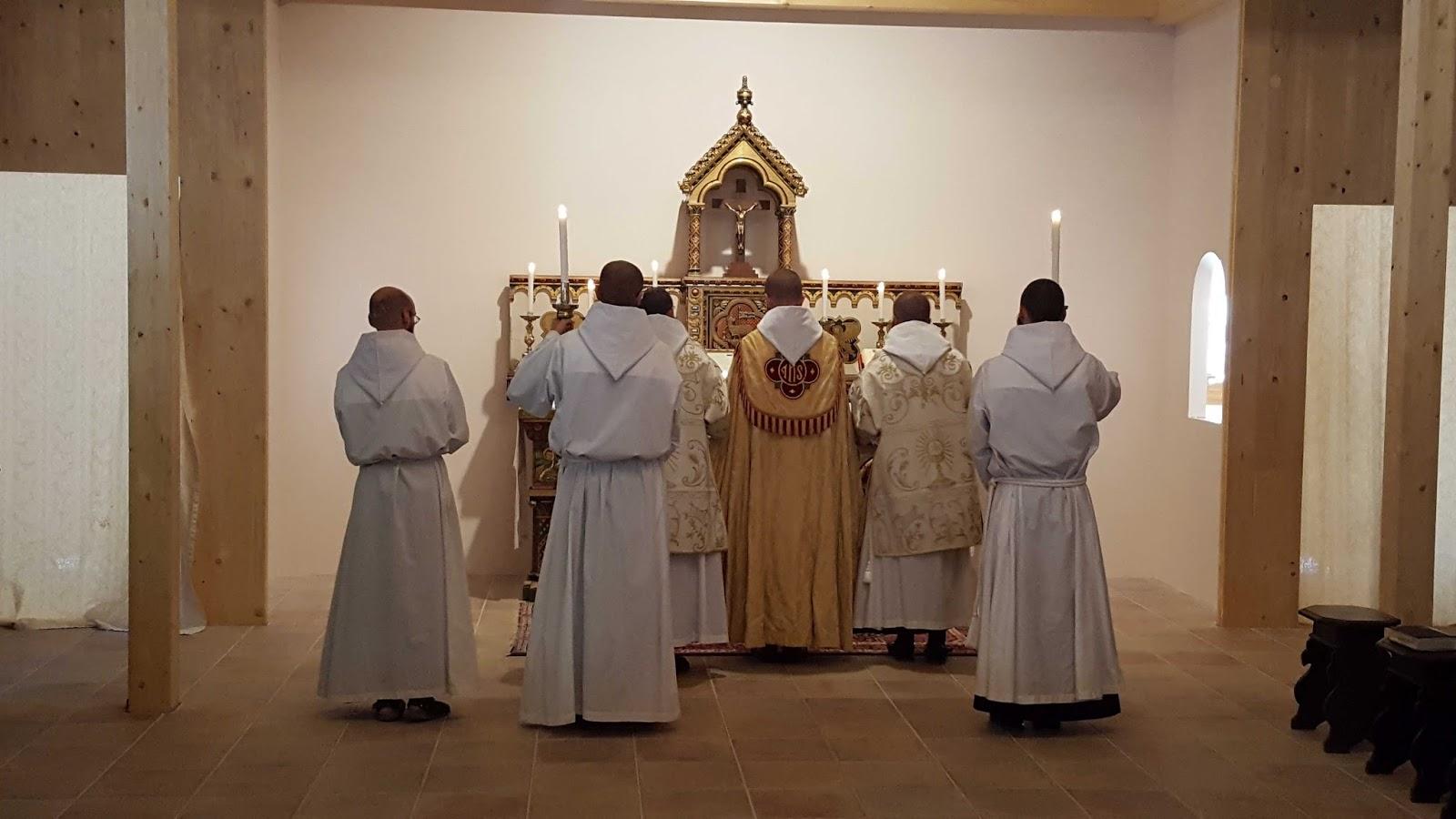 New Liturgical Movement: Solemn High Mass of Thanksgiving at