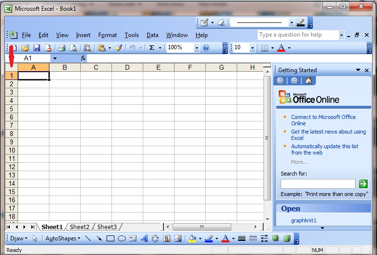 Miss Knitting Make your own knitter\u0027s graph paper - microsoft office graph paper
