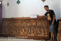 ukir relief ramayana