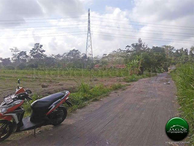 Tanah Dijual Murah jalan Kaliurang Km 10
