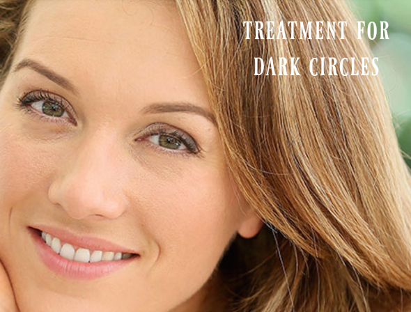Treatment for Dark Circles, treatment for dark under eyes, laser treatment for dark circles