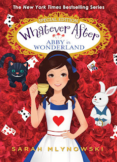 Whatever After: Abby in Wonderland