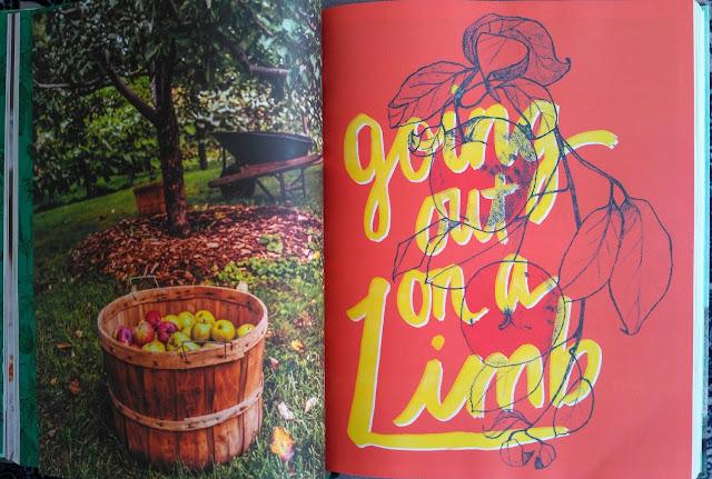 Początek rozdziału o jabłkach