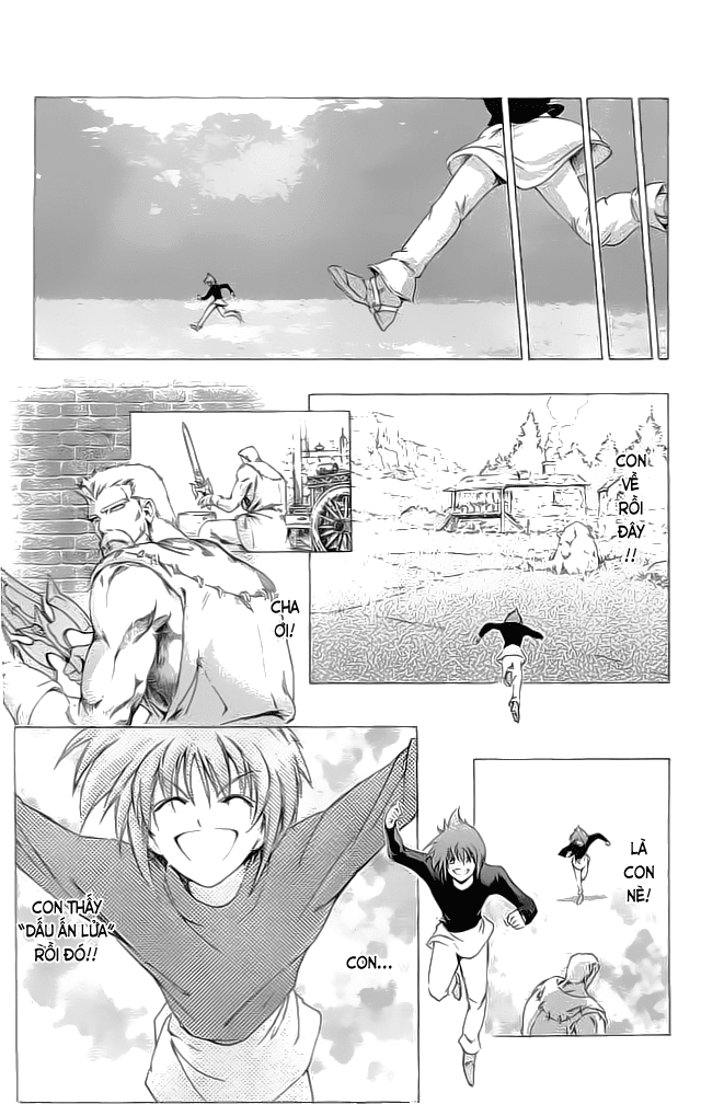 Fire Emblem - Hasha no Tsurugi chap 032 trang 23
