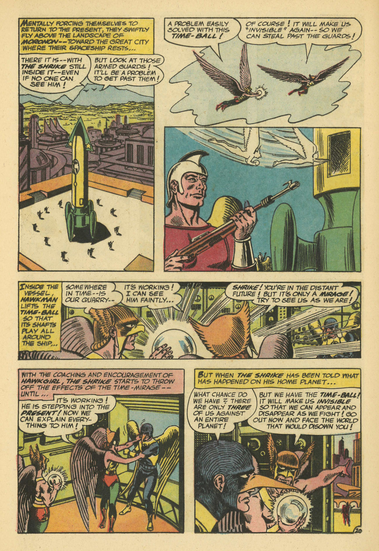 Hawkman (1964) issue 11 - Page 28