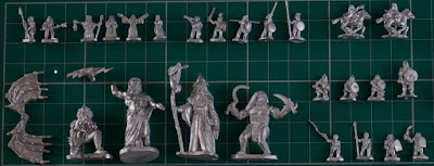 The Miniatures of Mythos of Legends picture 1