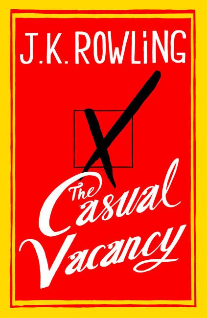 News: Revelada a capa do novo livro de J.K. Rowling. 6