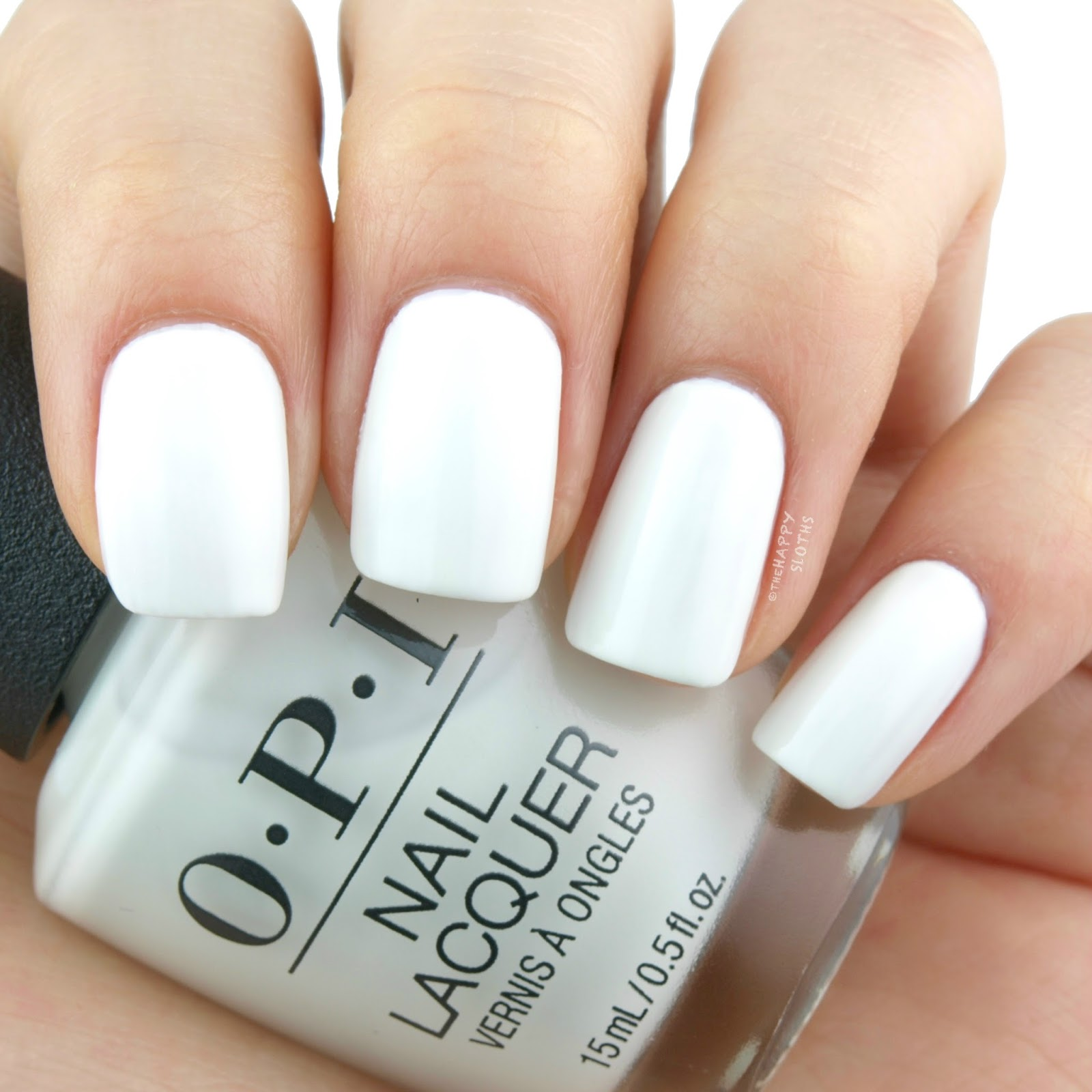 OPI Grease Collection | Don't Cry Over Spilled Milkshakes: Review and Swatches