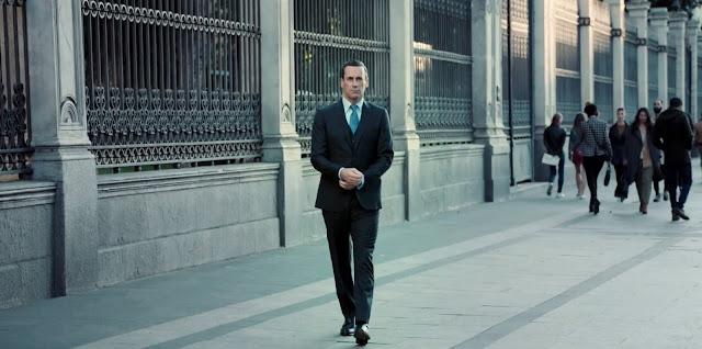 Don Draper, Jon Hamm, El Corte Inglés, blog moda masculina, moda masculina, menswear, traje,