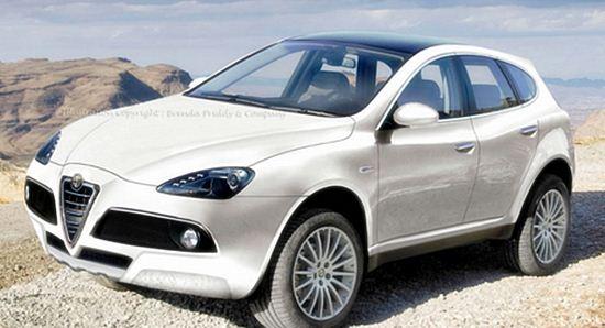 2016 Alfa Romeo Suv Release And Specs Rumour