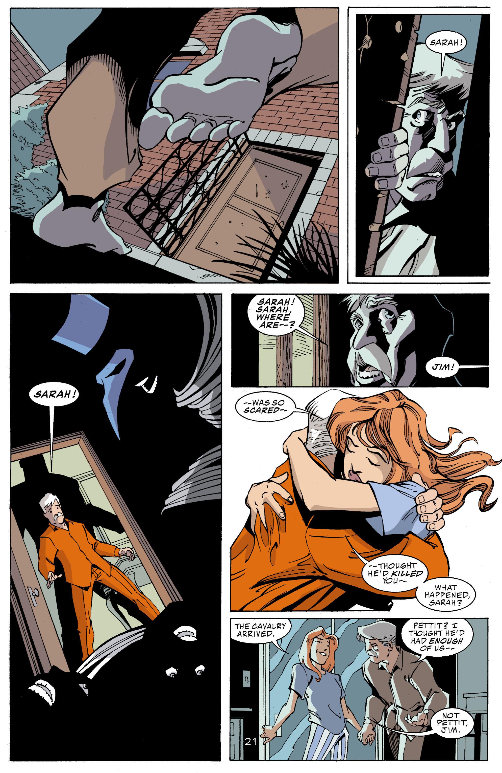 Detective Comics (1937) 739 Page 20