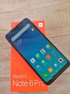 Firmware Xiaomi Redmi 6 Pro
