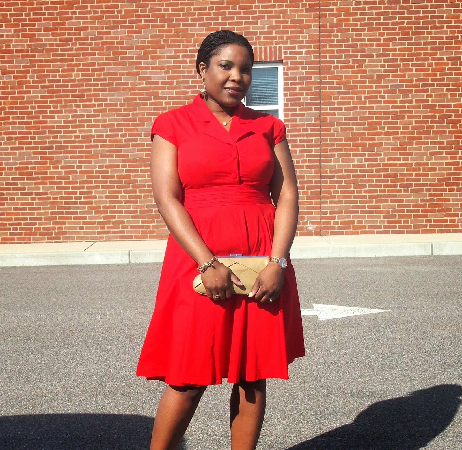 Beauty Style Growth Eshakti Fit And Flare Dress A Giveaway