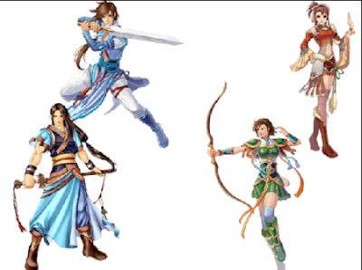 仙劍奇俠傳之雙劍傳說中文版,經典武俠角色扮演RPG!