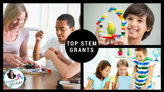 STEM classroom grants to apply for