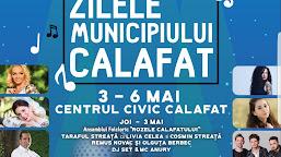 """Programul manifestărilor de """"Zilele Municipiului Calafat"""" - ediţia a XXVII - a, 3 - 6 mai 2018"""