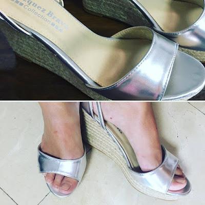 haul, haul sandalias, sandalias, cuñas, sandalias altas, cuñas altas, rebajas,