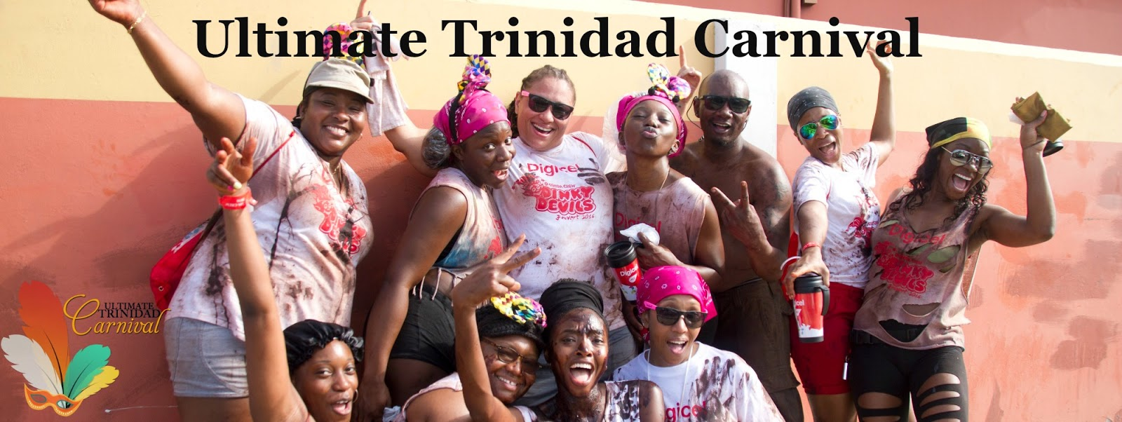 Trinidad Carnival Banners Papel Picado Banners