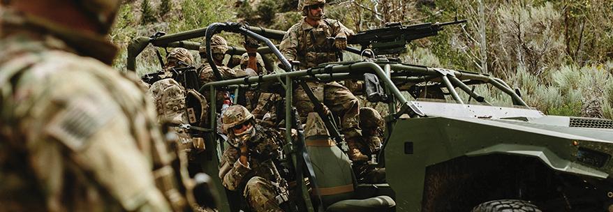 Infantry Squad Vehicles (ISV)
