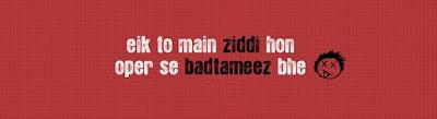 100 Best Attitude Status for WhatsApp in Hindi | Attitude Facebook Status