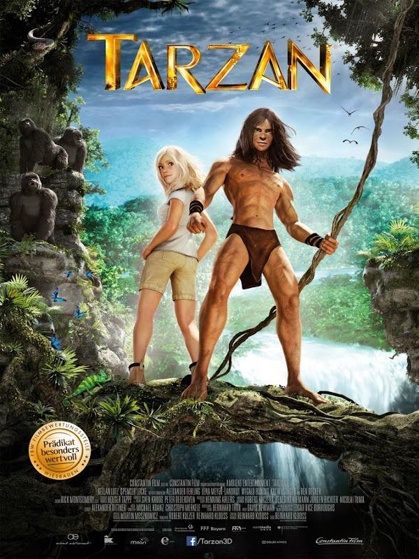 ตัวอย่างหนังใหม่ : Tarzan ซับไทย poster