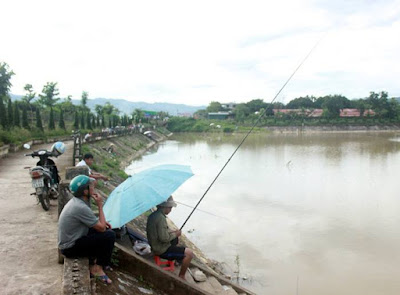 Thú vui câu cá giúp bạn cải thiện sức khỏe và yêu cuộc sống hơn