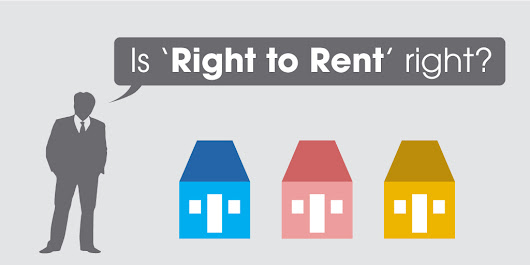 Is 'Right to Rent' right?