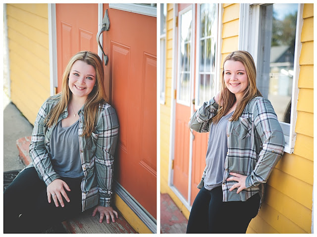 senior photos at Bridgeton, Indiana