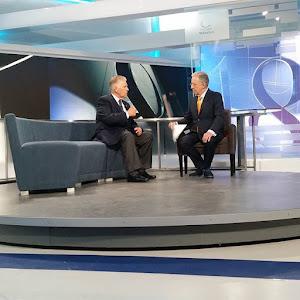 Chapultepec 18, el nuevo programa de Joaquin Lopez-Doriga en Televisa, 2016 | Ximinia