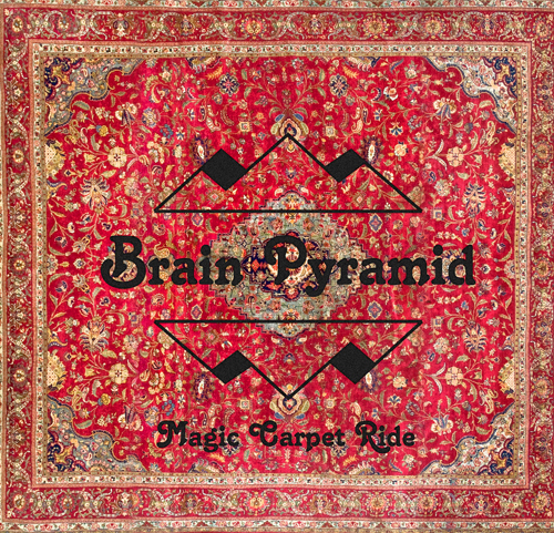 brain pyramid - magic carpet ride