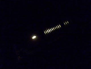 Objeto não identificado foi visto sobrevoando Carnaúba dos Dantas e Acari na noite desta terça (19)