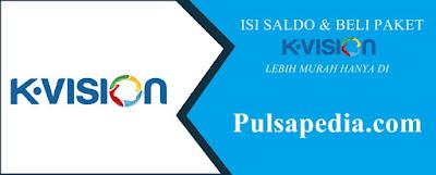 Pembelian Voucher K Vision Online