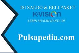 Pembelian Paket Gembira K Vision Online Murah