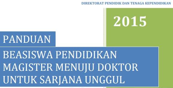 beasiswa dikti pmdsu