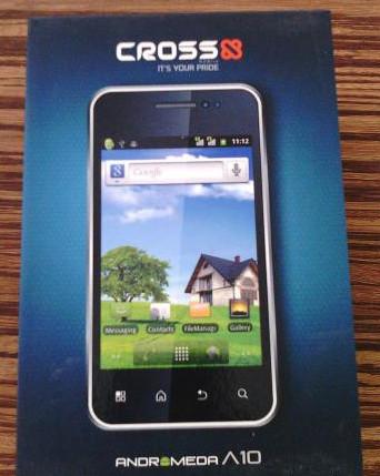 Cross Andromeda A10 Ponsel Android Murah Hanya 899 Ribu