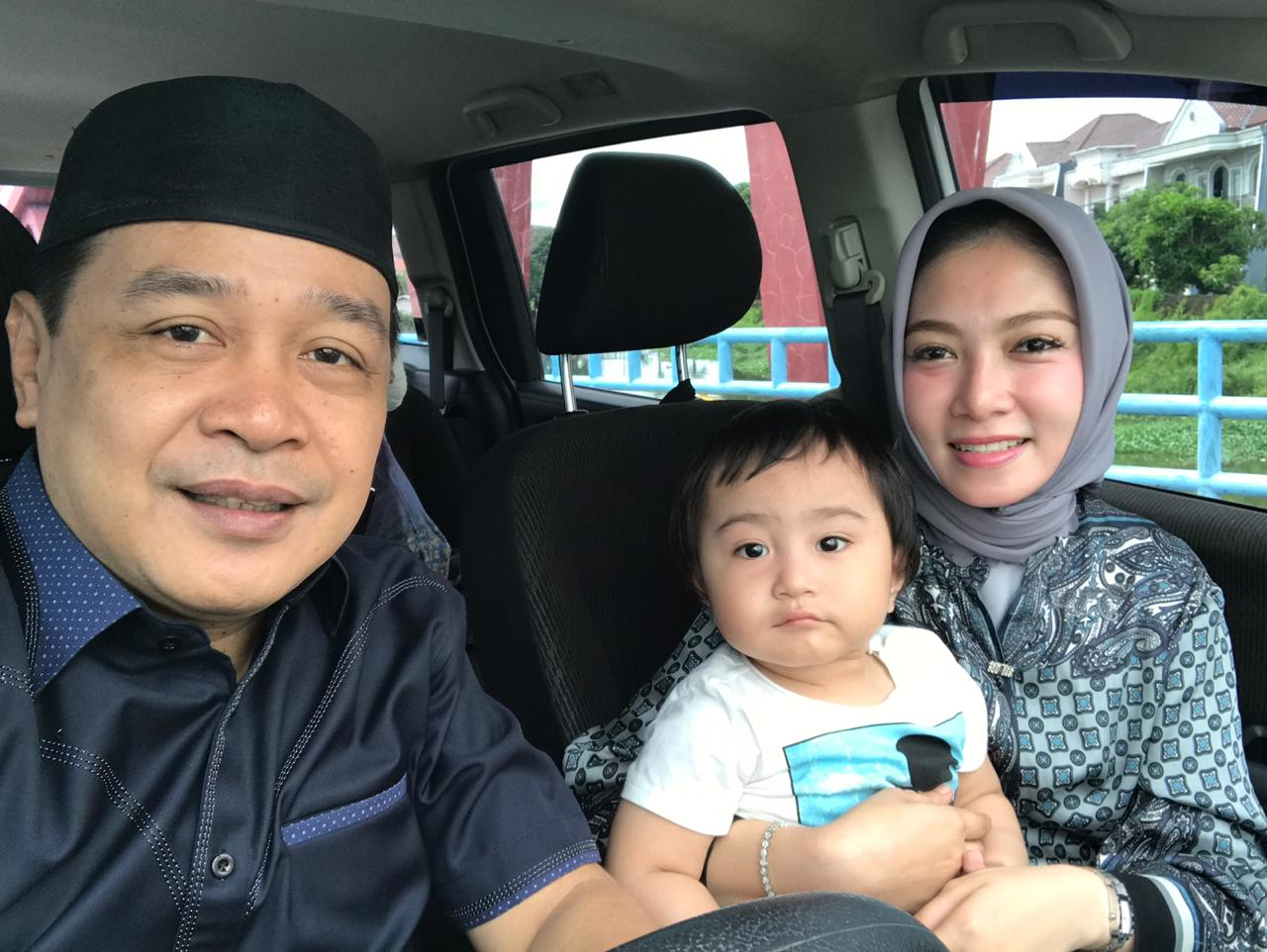 Masuki Hari Tenang, Supriansa Ajak Anaknya Main ke Mall