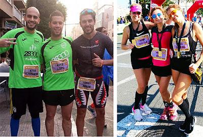 Atletismo Aranjuez - Medio Maratón Valencia