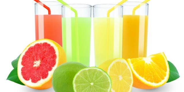 Minum Jus Buah Tidak Selalu Baik Untuk Kesehatan?