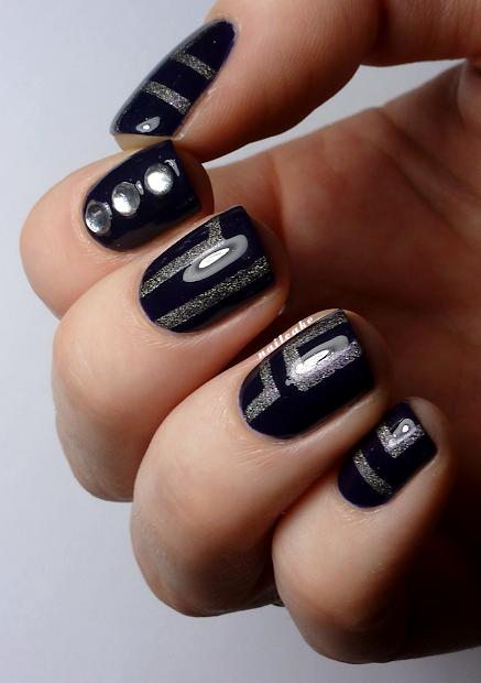 nail cake morgan taylor 'polished