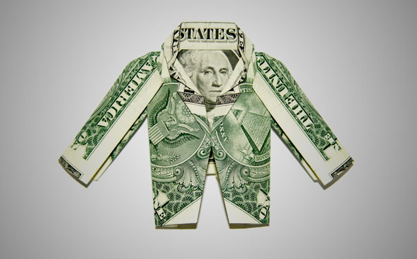 Money-Origami-Jacket