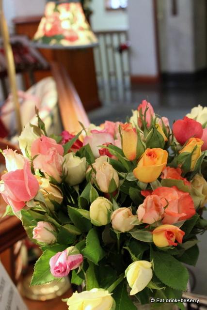 Room With Roses Brisbane Cbd