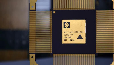 "India's First indigenous microprocessor ""AJIT"" developed"