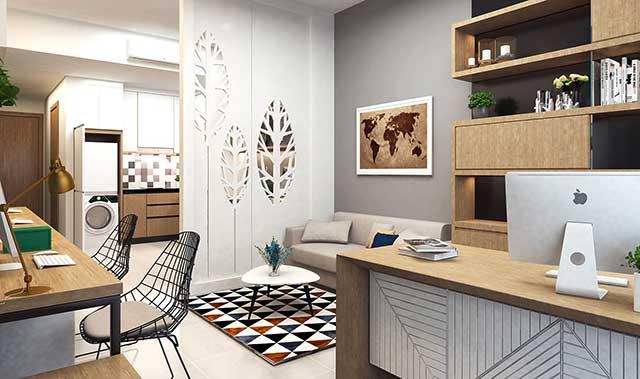 chung cư cho thuê