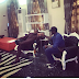 Gbenro and Osas Ajibade's new born daughter gets Range Rover from godfather,photos