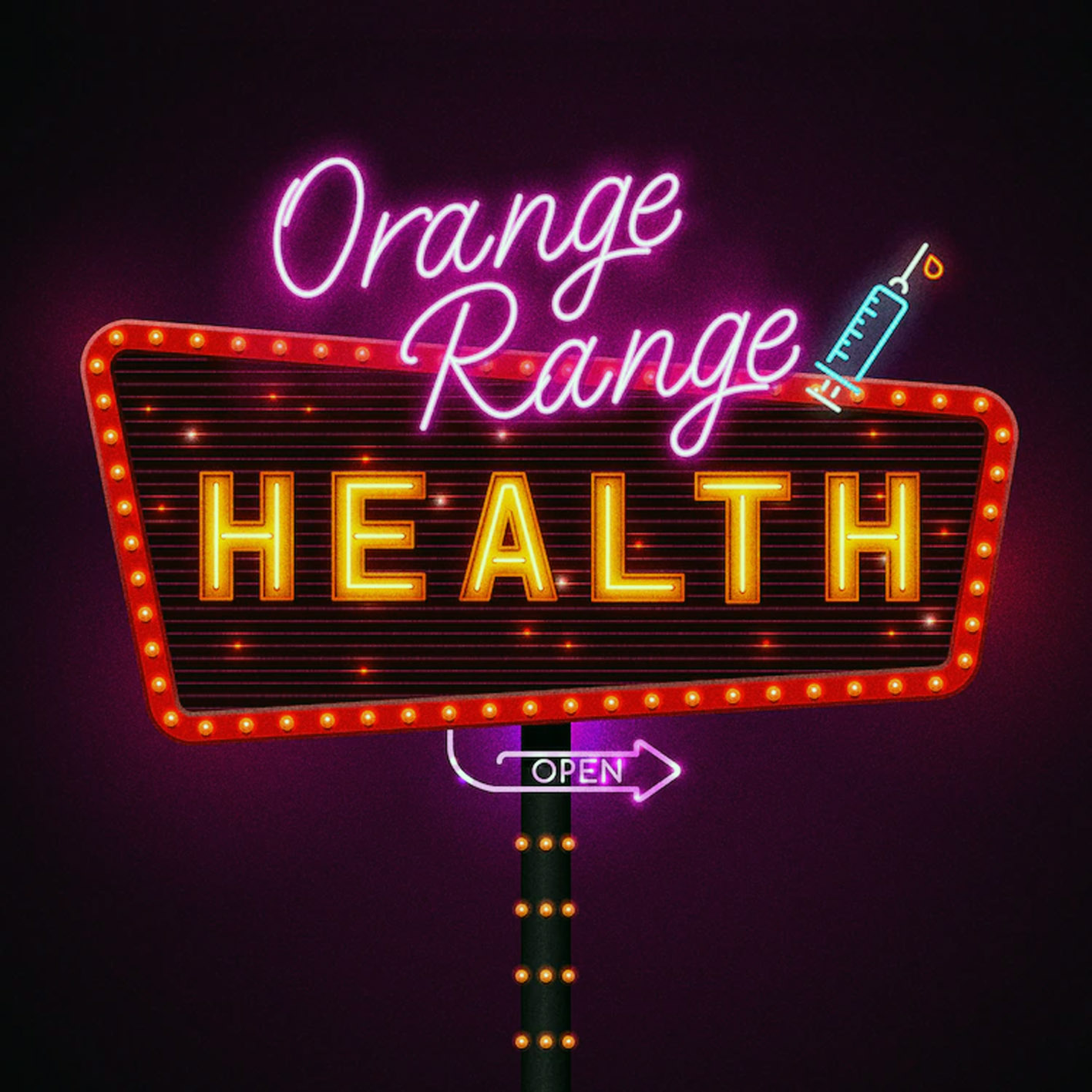 ORANGE RANGE - HEALTH