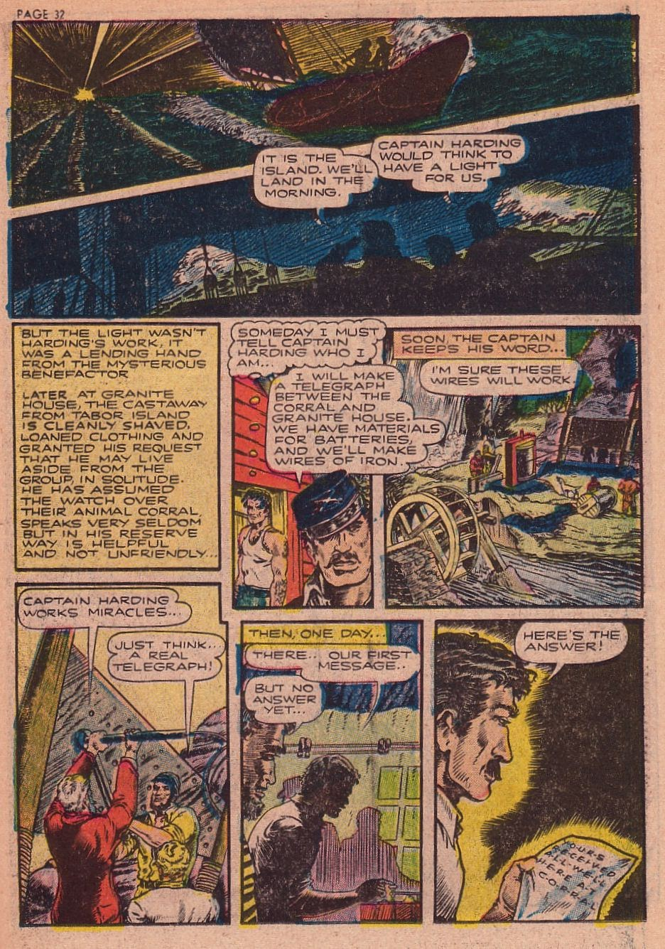 Classics Illustrated issue 34 - Page 31