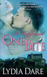 Guest Review: It Happened One Bite by Lydia Dare