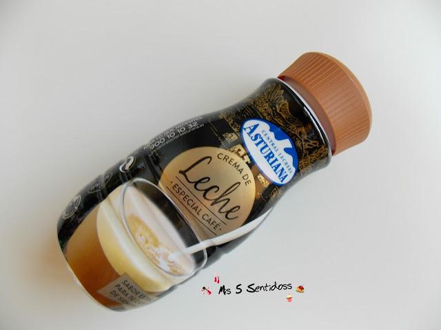 Central lechera asturiana crema de leche