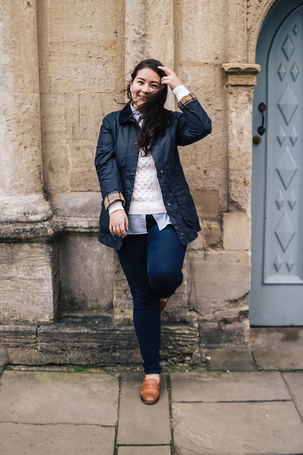 Barbour-beadnell-OOTD-weekend-classic-style